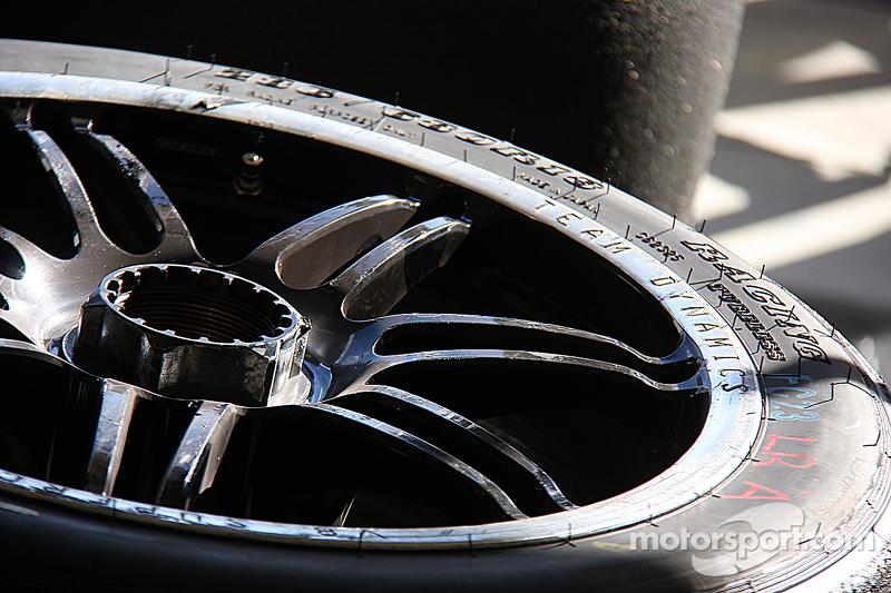 Reifen für die V8-Supercars