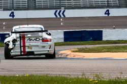 #49 AMD Tuning Porsche 997 GT4: Graham Coomes, Jake Hill