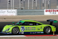 #75 Krohn Racing Ford Riley: Tracy Krohn, Boris Said, Max Papis, Jorg Bergmeister