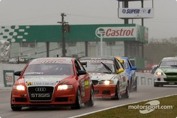 Jeff Courtney (#99 Audi A4)