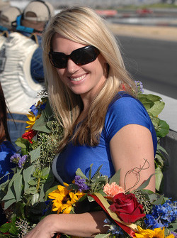 A gorgeous Miller Motorsports girl