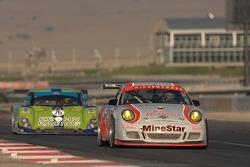 #17 SAMAX/ Doncaster Racing Porsche GT3 Cup: Dave Lacey, Greg Wilkins, Robert Bell