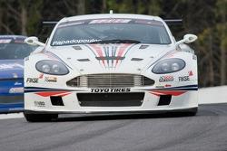 Tom Papadopoulos (#43 Aston Martin DB9)