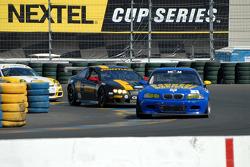#21 Matt Connolly Motorsports BMW M3: Matt Connolly, Joey Hand, #98 Pacific Coast Motorsports Pontiac GTO.R: Burt Frisselle, Tommy Kendall