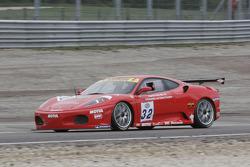 #32 JMB Racing Ferrari 430 Challenge GT3: Stephen Earle, Ian Khan