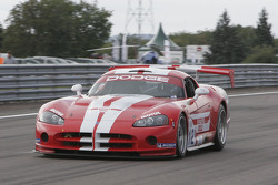 #12 Racing Logistic Dodge Viper Competition C: Jean-Yves Adam, Patrick Bourdais