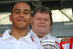 Lewis Hamilton winner 2006 GP2 Championship