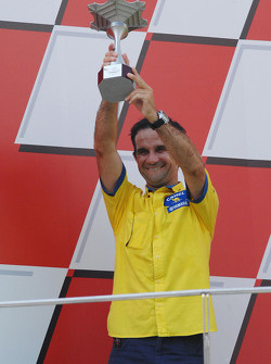 Podium: Davide Brivio