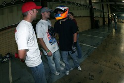 Joey Hand, Justin Marks and Bryan Sellers