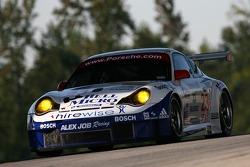 #23 Alex Job Racing Porsche 911 GT3 RSR: Dominik Farnbacher, Marcel Tiemann, Robin Liddell