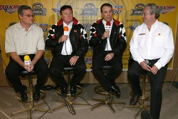 Richard Childress Racing Shell sponsorship press conference