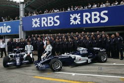 Williams F1 Team photoshoot