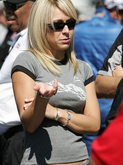David Stremme's girlfriend Whitney Jacobs