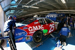 GMAC Chevy crew members at work