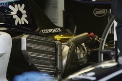 Williams F1 Team FW28 Cosworth engine