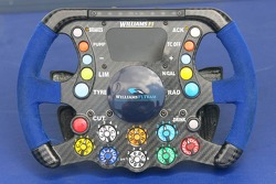 Williams F1 Team FW28 steering wheel