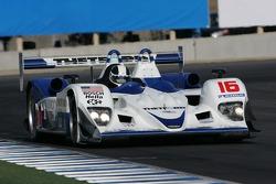 #16 Dyson Racing Team Lola B06/10 AER: James Weaver, Chris Dyson