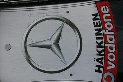 Car of Mika Hakkinen
