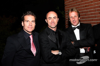 David Brabham and Frank Biela