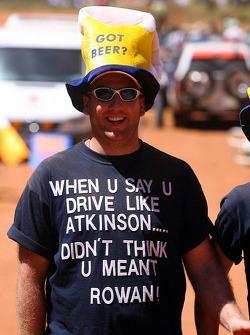 An Australian Chris Atkinson Fan