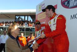 Trofeo Pirelli World Final podium