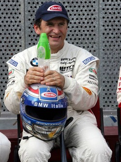WTCC drivers group picture: Alex Zanardi