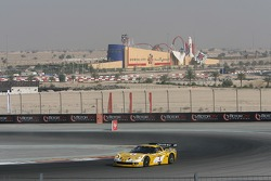 #4 GLPK-Carsport Corvette C6R: Bert Longin, Anthony Kumpen, Mike Hezemans