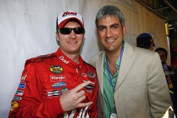 Dale Earnhardt Jr. with