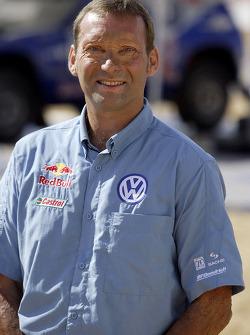 Volkswagen Motorsport presentation in Dubai: Kris Nissen