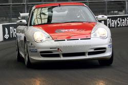 Porsche 911 GT3 Road Challenge practice
