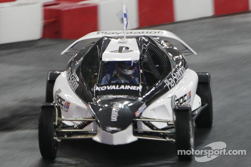 Quarter final: Heikki Kovalainen