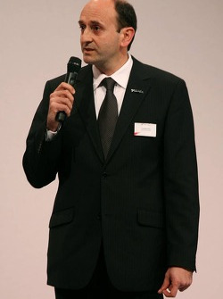 Luca Marmorini, Toyota Racing, Senior General Manager Engine