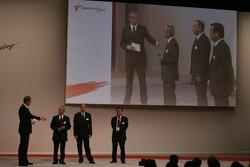 Pre-launch speeches