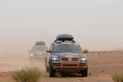 Volkswagen Service-Touareg vehicles