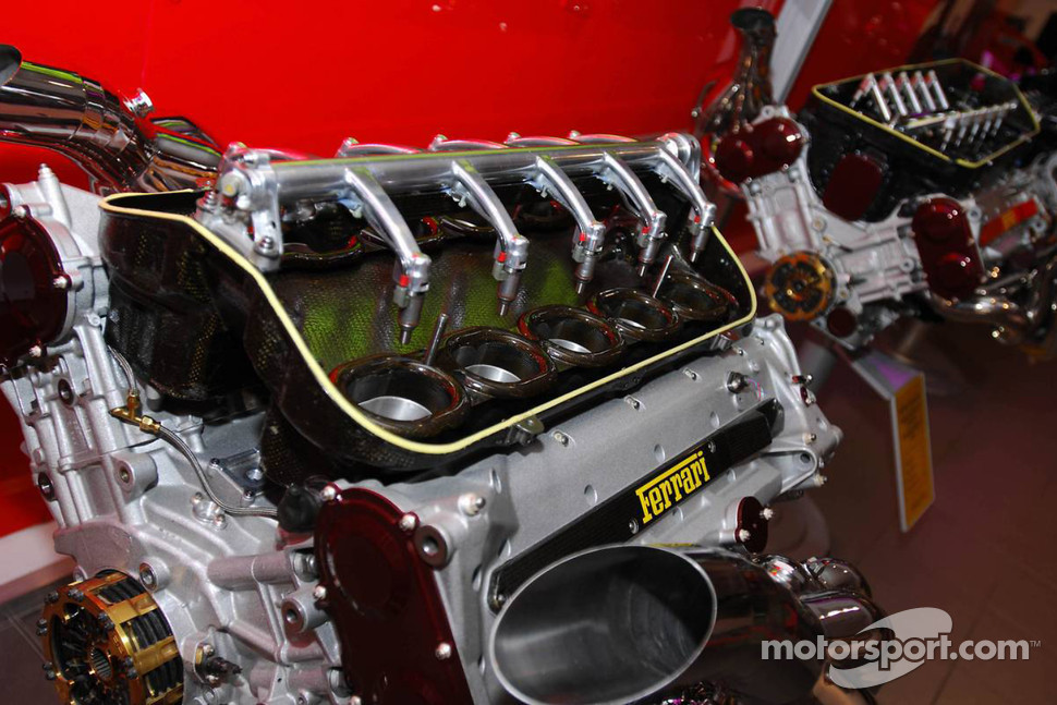 Ferrari engines