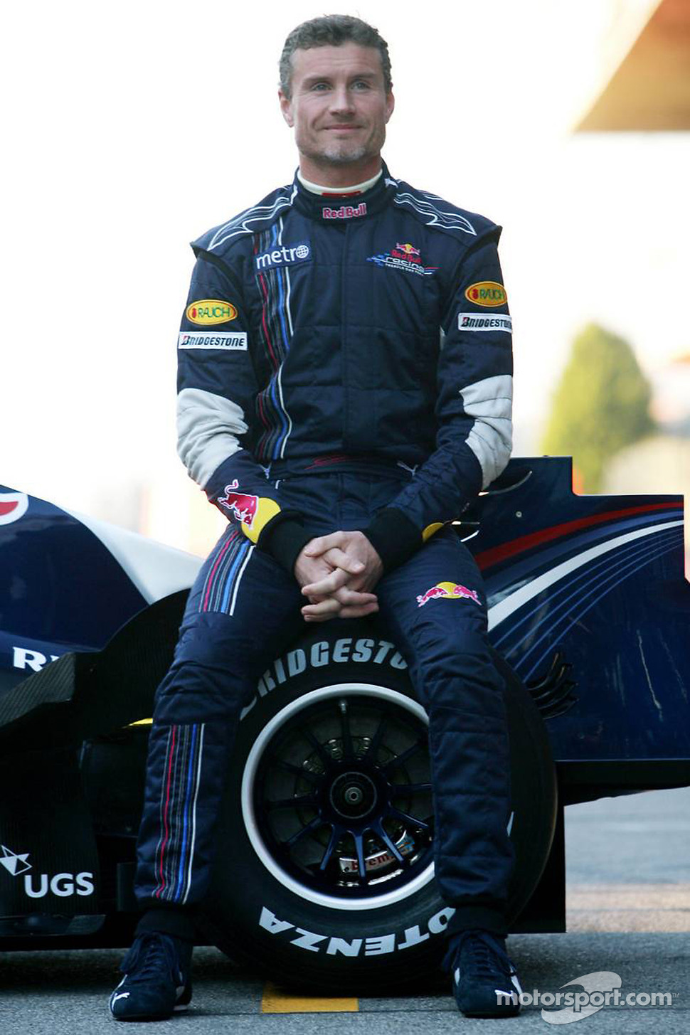 David Coulthard