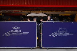The Red Bull Racing RB3 shakedown is about to start