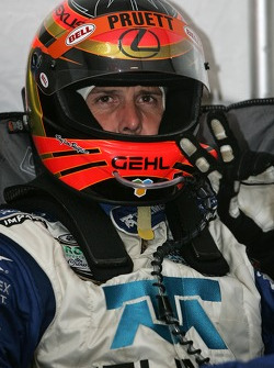 Scott Pruett ready for a pitstop