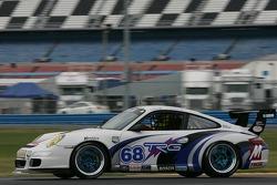 #68 TRG Porsche GT3 Cup: Ted Ballou, Rocco DeSimone II, Brad Jaeger, Chris Gleason