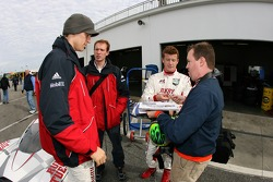 Jorg Bergmeister and Patrick Long