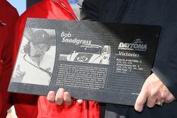 Legends induction ceremony: Bob Snodgrass