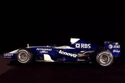 The Williams FW29 Toyota
