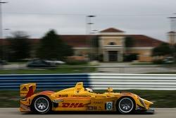 #6 Penske Racing Porsche RS Spyder: Ryan Briscoe