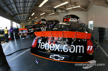 Fedex Chevy garage area
