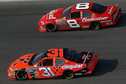 Jeff Burton, Dale Earnhardt Jr.
