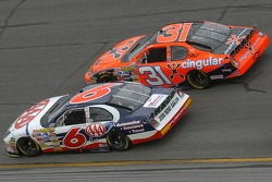 David Ragan, Jeff Burton