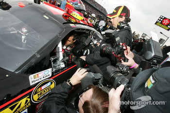 Media attention for Juan Pablo Montoya
