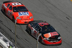 Kevin Harvick leads Dale Earnhardt Jr.