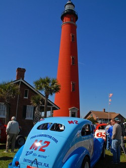 Media tour at the Ponce Inlet Light house