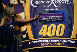 Crown Royal 'Your Name Here 400' contest